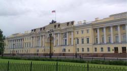 圣彼得堡景点-海军部大楼(The Admiralty)