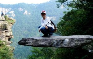 【庐山图片】只缘身在此山中——庐山(含索道至电站大坝的徒步路线)