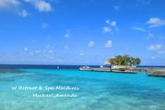 马尔代夫-宁静岛(W岛)2沙+2水