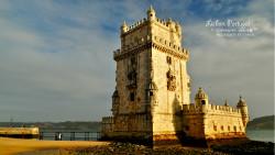 里斯本景点-贝伦塔(Belem Tower)