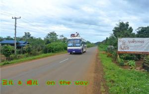 【老挝图片】老挝南部:巴色-四千美岛-暹粒(文字重新编辑,未完)