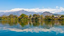 尼泊尔景点-费瓦湖(Fewa Lake)