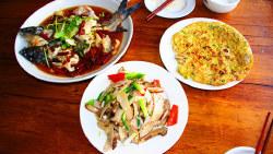 束河美食-壹餐厅