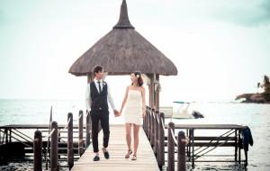 【非洲图片】海边婚礼、高空跳伞、深潜—Jason&菟牙的行游记之  毛里求斯