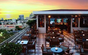 胡志明市娱乐-Saigon Saigon Bar