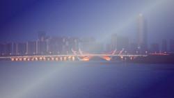 无锡景点-蠡湖大桥公园