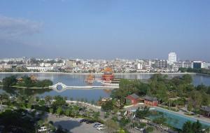【红河图片】不完整的红河印象:碧色寨火车站和元阳梯田
