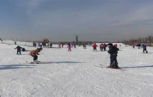 连云港娱乐-东海县湖西温泉滑雪场