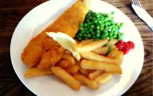 英国美食-
