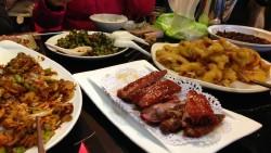 哈尔滨美食-居家菜馆(下夹树街店)