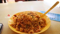 西安美食-红红酸菜炒米(北院门)