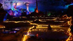 桂林景点-七星岩