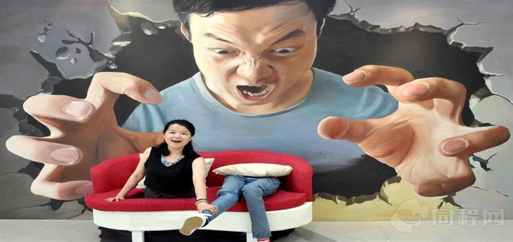 2013全国3D魔幻艺术巡展成都富力站