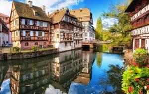 【斯特拉斯堡图片】跨过莱茵河,近距离的斯特拉斯堡