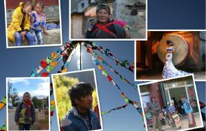 【巴塘图片】2013年9月,旅行在318国道上(第二次进藏的39篇日记)