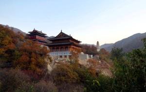 【蓟县图片】2013年11月3日(初冬)探寻蓟县北少林寺