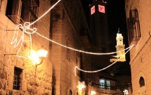 【巴勒斯坦图片】伯利恒平安夜——在耶稣诞生之地纪念耶稣的诞生