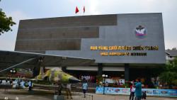 胡志明市景点-战争遗迹博物馆(War Remnants Museum)