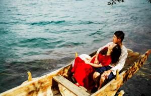 【泸沽湖图片】LaLa的泸沽湖之夏(丧心病狂小分队7月云南婚纱之旅)