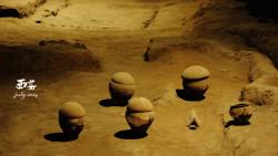 西安景点-西安半坡遗址博物馆