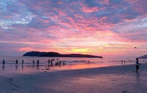 马来西亚娱乐-珍南海滩