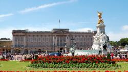 伦敦景点-白金汉宫(Buckingham Palace)