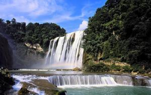 【贵州图片】黄果树瀑布旅行攻略!