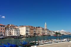 彩色的威尼斯