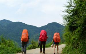 【长寿图片】大张出品:长寿五华山——徒步露营记