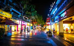 桂林美食-正阳步行街