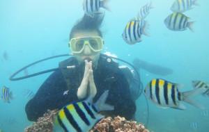 三亚娱乐-蜈支洲岛潜水