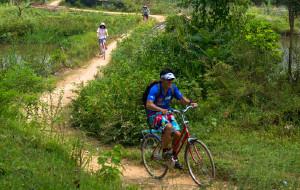 【桂林图片】#消夏计划#阳朔,骑车,奔向未知的路