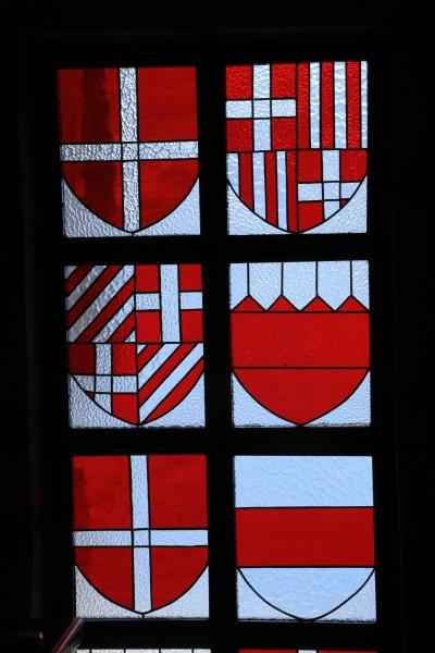 欧式中世纪骑士旗帜