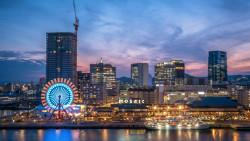 神户景点-神户港(Port of Kobe)
