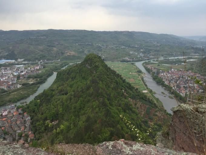 绍兴山顶风景区的图片