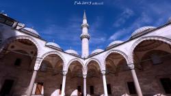 土耳其景点-苏莱曼清真寺(Suleymaniye Mosque)