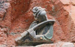 【大足图片】大足石刻旅游攻略-永恒的艺术-【大足石刻】