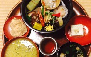 奈良美食-塔の茶屋