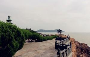 【舟山图片】普陀山——不肯去观音院,大乘禅院