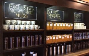 西雅图美食-Starbucks