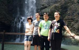 【綦江图片】#消夏计划#黑山谷一日游 重庆~贵州~重庆