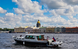 【俄罗斯图片】多姿多彩——涅瓦河畔