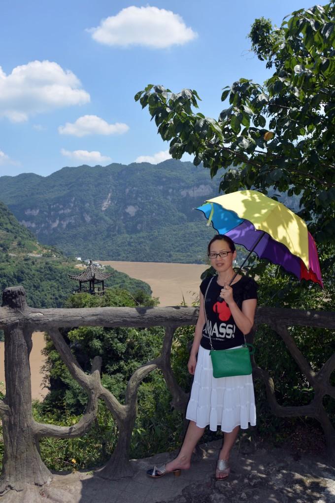 三峽人家一日游(宜昌旅游卡景點15)