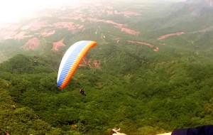 【林州图片】林州滑翔伞-带你装x带你飞