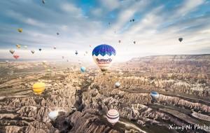 土耳其娱乐-卡帕多奇亚热气球