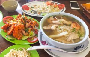塞班岛美食-越南餐厅