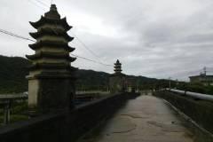 萩芦溪下游到东方红水库