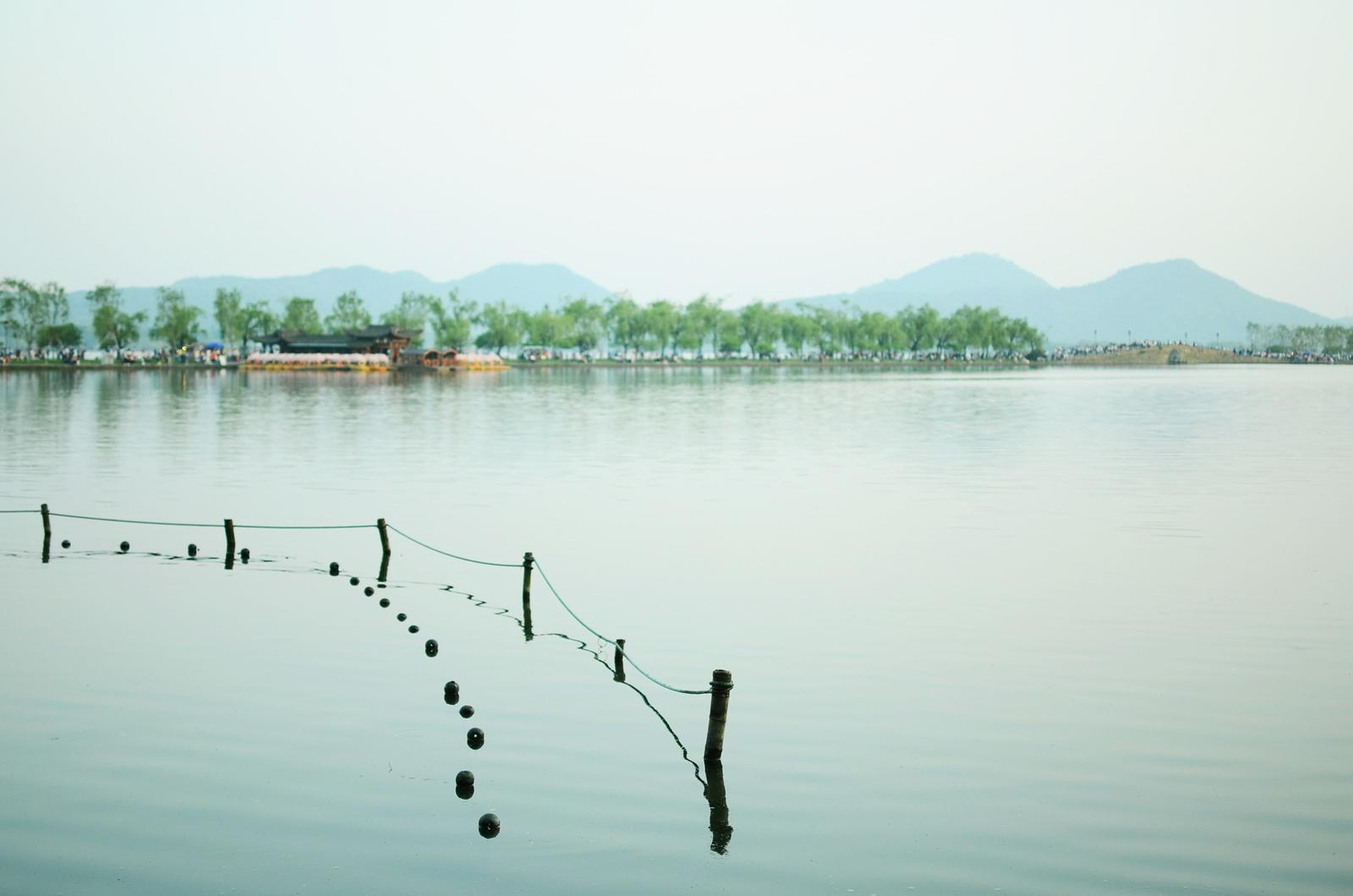 追忆杭州,五日行程安排