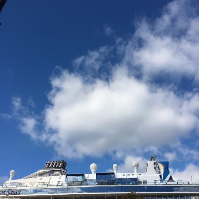 《蓝色大海的传说》海洋量子号新鲜出炉日韩行(釜山长崎)