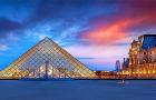 巴黎 卢浮宫门票 免排购票队(卢浮宫附近取票或国内快递不包邮)